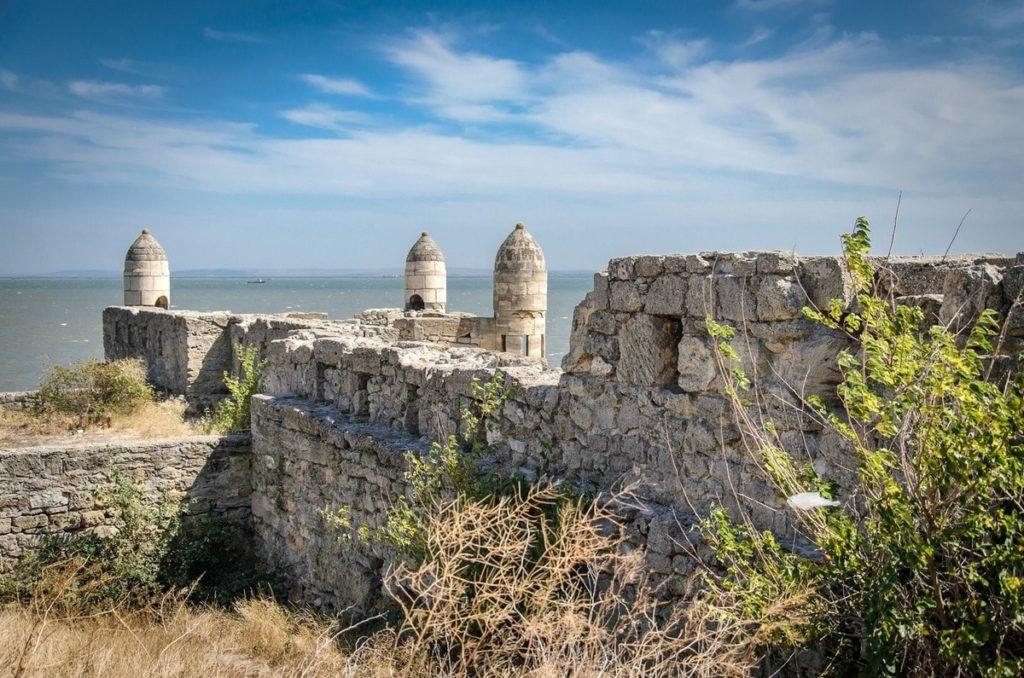 крепость ени-кале керчь